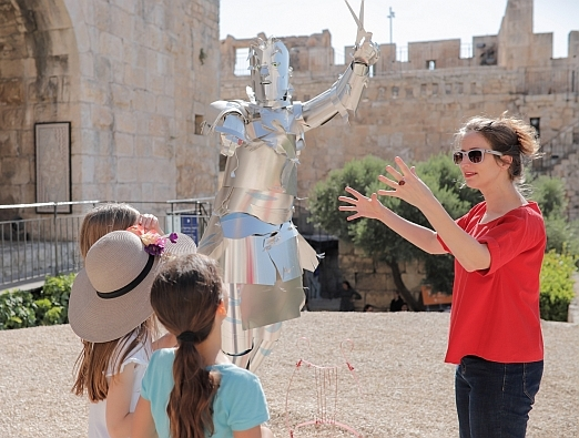 Summer Activities at the Tower of David  - 2