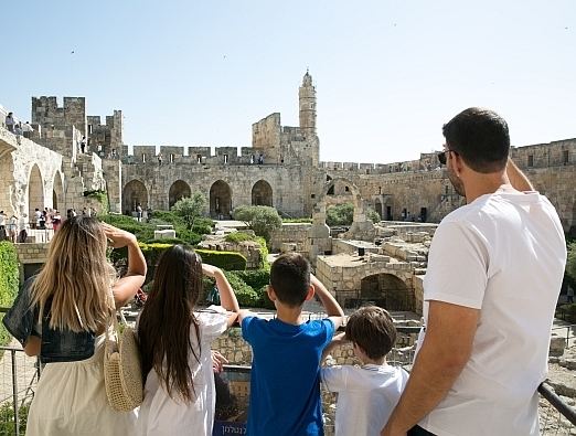 The Tower of David Museum - 2