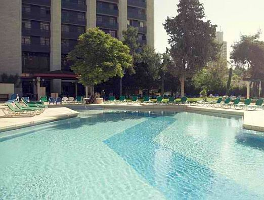 Jerusalems Garden hotel and spa GJ - 7