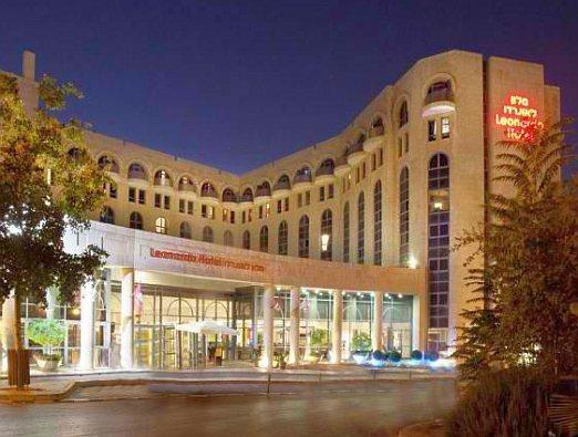 Leonardo hotel jerusalem best rates reviews gojerusalem for Design hotel jerusalem