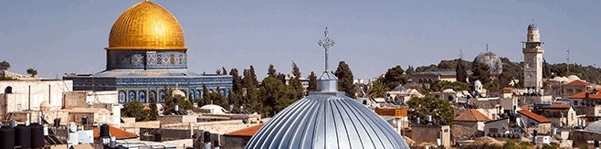 Historic Sites in Jerusalem