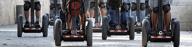 Segway tours in Jerusalem