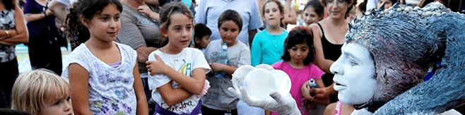 Events for kids in Jerusalem