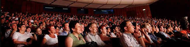 Jerusalem Theaters events