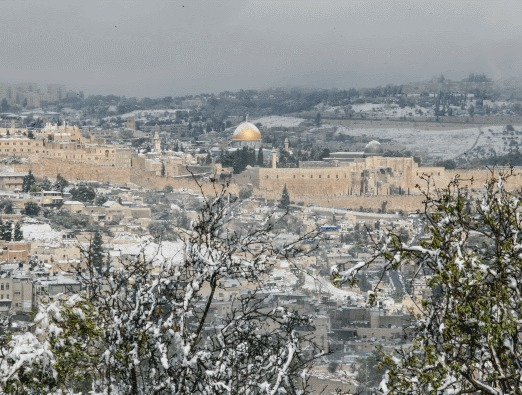 50 things to do in Jerusalem this winter - 2