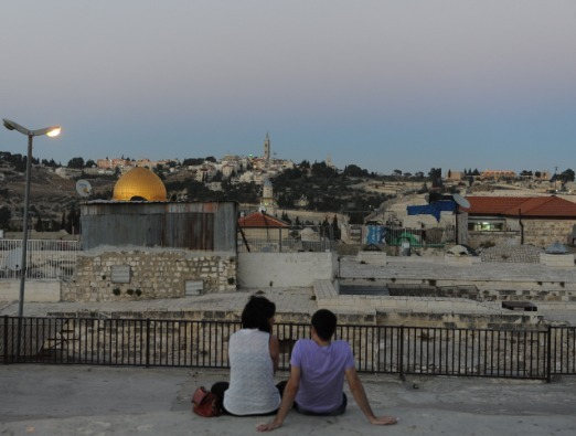 Jerusalem sunsets - 1