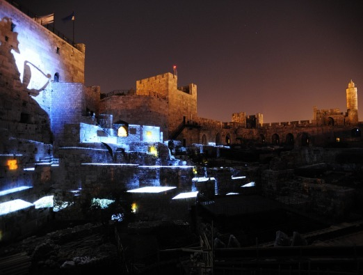 The Tower of David's Night Spectacular - 1