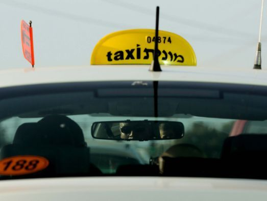 Taxis in Jerusalem - 1