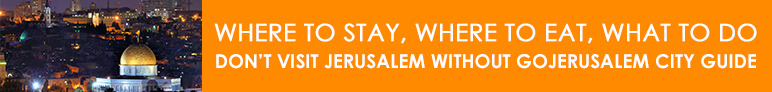 Jerusalem City guide