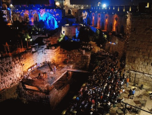 tower of david independence day - 3