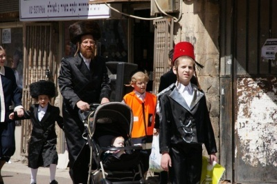 Purim in Jerusalem - 3