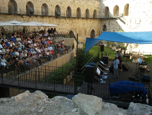 The Jerusalem Sacred Music Festival - 1