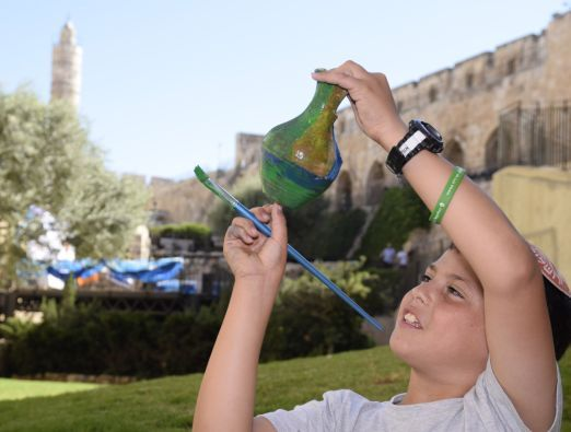 Passover at the Tower of David Museum - 2