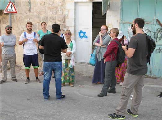 Hebron Dual Narrative Tour - 2