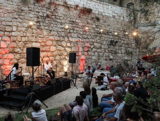 AugustFest at the Tower of David - 1