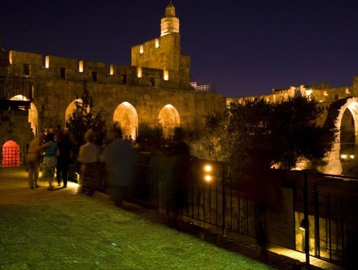 Tower of David Events  - 6