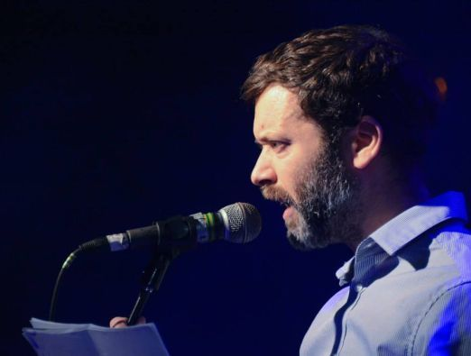 hebrew poetry slam special gojerusalem