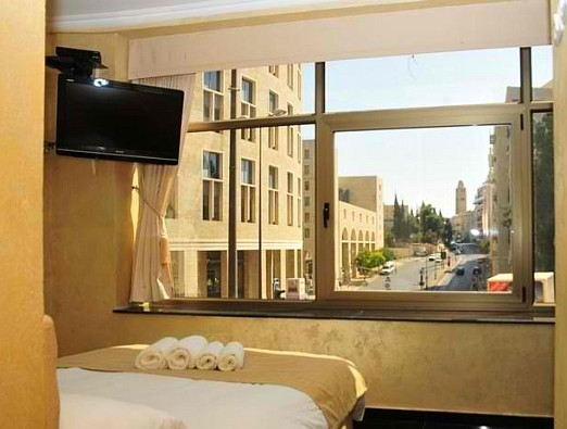 City Hotel Jerusalem GJ - 6