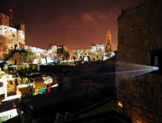 Passover at the Tower of David Museum - 4