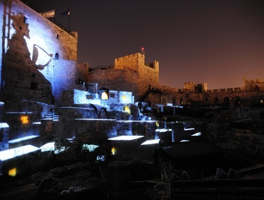 Passover at the Tower of David Museum - 5