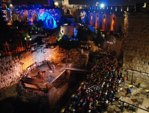 Jerusalem's top events for the week 27.4 - 3