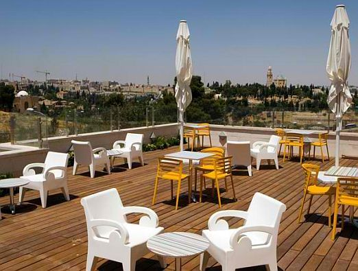 Dan Botique Hotel Jerusalem GJ - 10