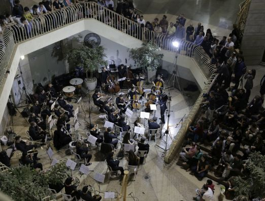 Jerusalem's top events for the week 11.5 - 4