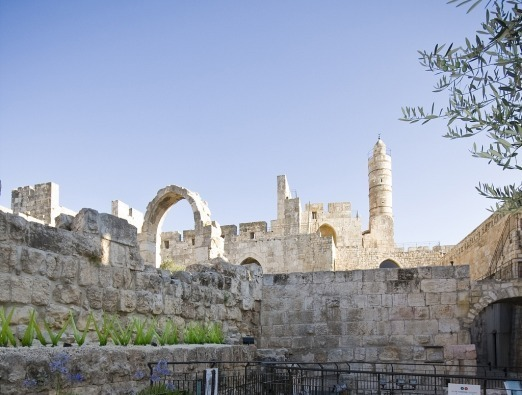 Jerusalem Day at the Tower of David Museum - 5