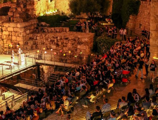Jerusalem's top events 27.7 - 2