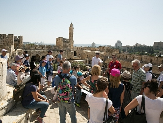 The Tower of David Museum - 1