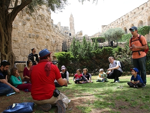 The Tower of David Museum - 4