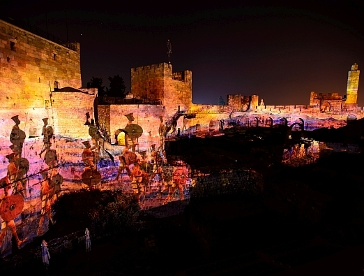 Tower of David: Night Experiences - 5