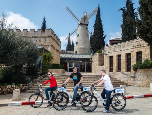 The Jerusalem Bike Tour - 3